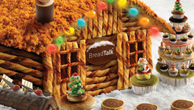 BreadTalk Christmas Campaign